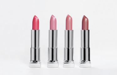 lipstick on a light background