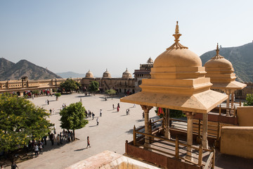 Amber Fort Compound