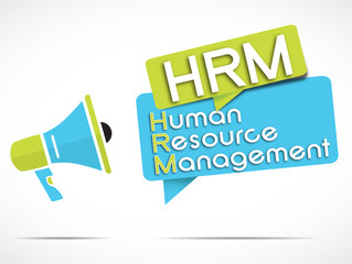 megaphone : HRM