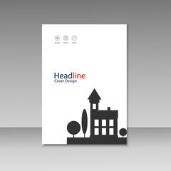 City design brochure template