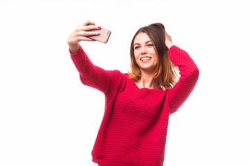 Selfie, Beautiful girl taken pictures of her self, instagram