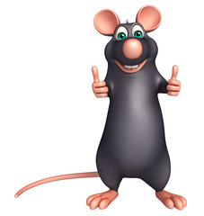 thumbs up  Rat cartoon character