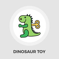 Dinosaurus flat icon