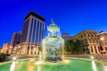 Montgomery Alabama Fountain