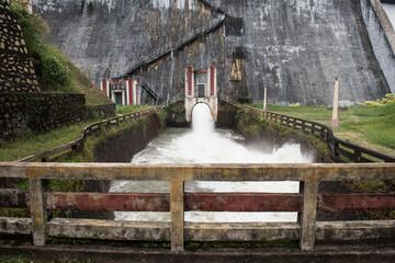 Neyyar Dam Water Flow
