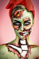 sugar skull style