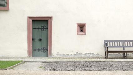 medieval vintage door