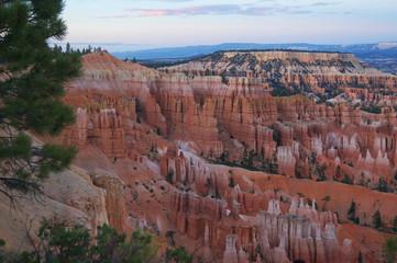 Bryce Canyon   Sonnenuntergang   Utah
