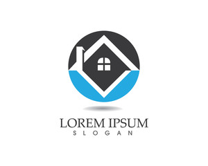 Home and building logo