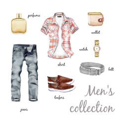 man clothes