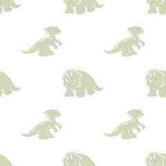 seamless background dinosaurs