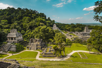 Ancient Maya from Palenque, Chiapas - Mexico