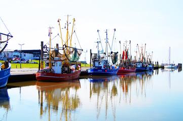 Hafen an der Nordsee