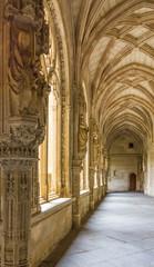 Monastery of San Juan de los Reyes, Toledo. Spain