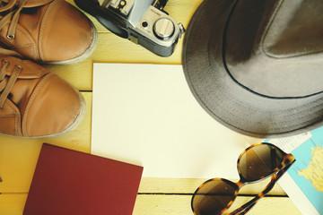 Travel accessories photo