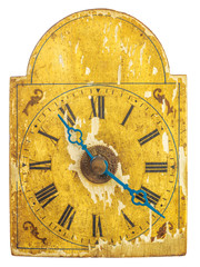 Genuine seventeenth century clock