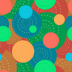 Summer polka dot pattern.1