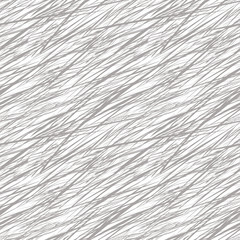 Seamless pattern with abstract linear grunge texture