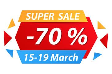 Papier Peint - Super Sale