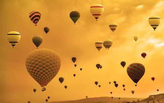 Hot Air Balloons heat