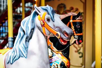 Merry-Go-Round Carousel Horses