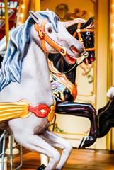 Carousel Merry-Go-Round Horses