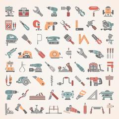 Flat Icons - Tools