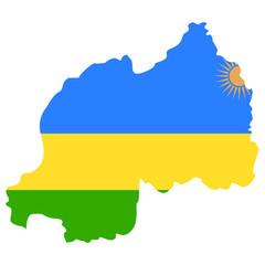 Territory of  Rwanda