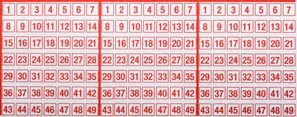 ergebnisse lotto 6 aus 49 samstag Hennef