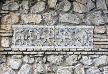 symbolic details of the streets of Toledo