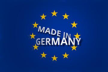 europe flag dark blue