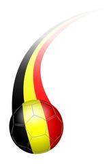 Football. Couleur Belgique. (3)