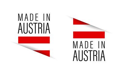 Made in Austria Fototapete