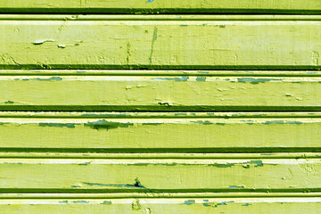 Weathered wooden house wall.