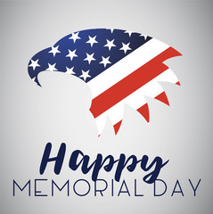 Happy Memorial Day with American Eagle.