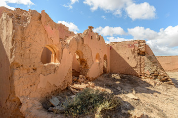 Fort Bou Jerif in Morocco