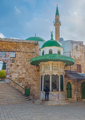 The Ottoman architecture in Acre