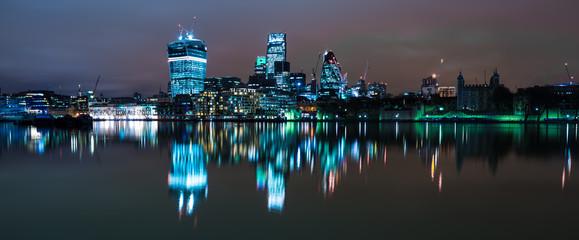 Architektura Londyn