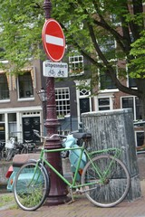 Simplicity of transportation in the Netherlands.