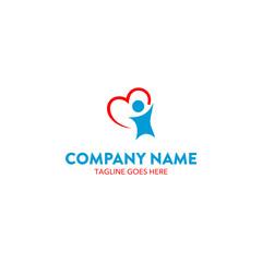Children Logo Template