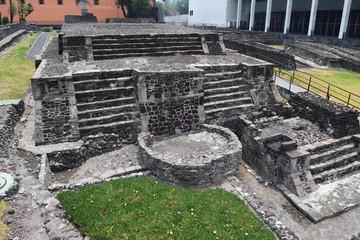 Plaza de las Tress Culturas (Three culture park)