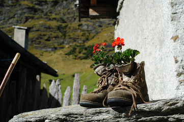 if you do not want more walking boots are always useful