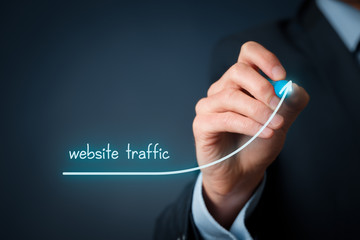 Website traffic improvement