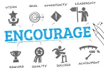 Encourage concept