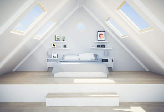 penthouse bed