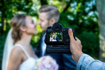 Wedding shooting