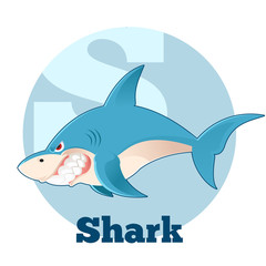 ABC Cartoon Shark