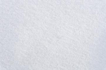Fresh Snow Texture Background