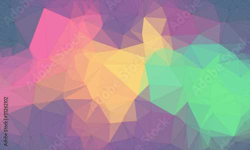 Low Poly Background Design In Geometric Pattern Polygon Wallpaper Origami Style Polygonal Texture