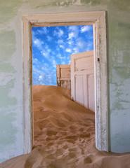 Open the door to nature.